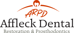 Affleck Dental Restoration & Prosthodontics Header Logo